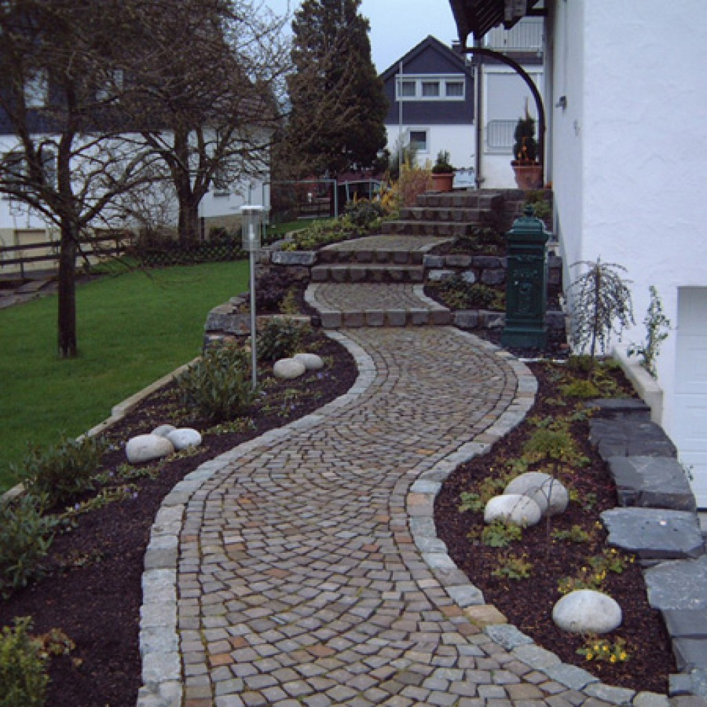 natursteinarbeiten   garten- und landschaftsbau braun, Hause deko
